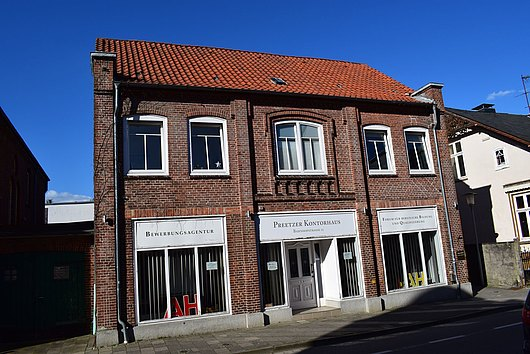 Vermietete Wohn- und Gewerbeeinheit in Innenstadtlage von Preetz