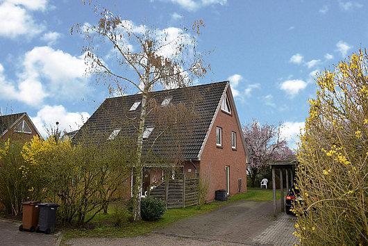 Doppelhaushälfte in Bordesholm