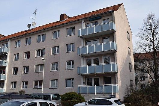 """Exklusive 2-Zimmer-Wohnung in ruhiger Seitenstraße nahe den """"Arkaden"""""""