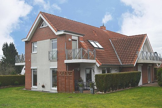 Top 2-Zimmer-Eigentumswohnung mit Blick ins Grüne in Kiel-Wellsee