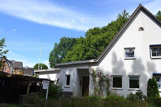 Städtisch, praktisch, grün - Doppelhaushälfte im beliebten Kiel-Hammer