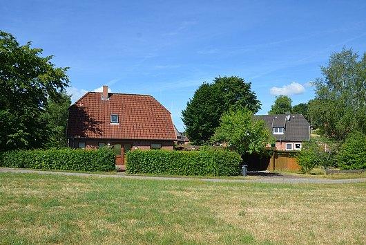 Gemütliches Einfamilienhaus in schöner Lage von Blumenthal