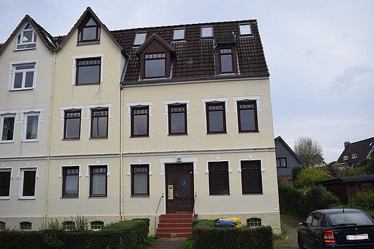 Sanierte 1-Zimmer-Wohnung in Kiel-Friedrichsort