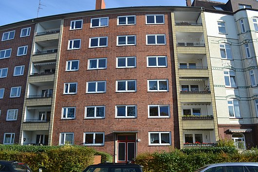 Hallo Schrevenpark - sonniges Appartement mit Blick ins Grüne